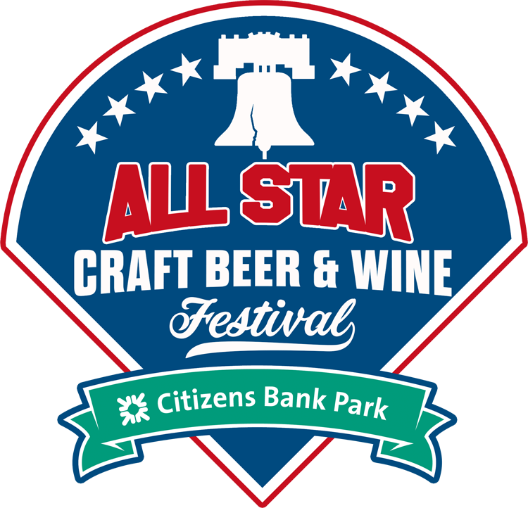 The Philadelphia All Star Craft Beer, Wine, and Cocktail Festival - Event Logo
