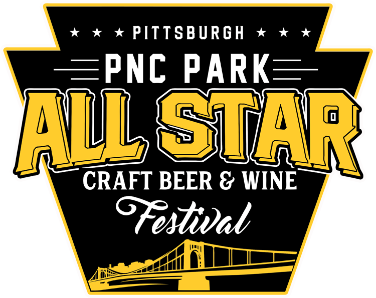 The Pittsburgh All Star Craft Beer, Wine, and Cocktail Festival - Event Logo